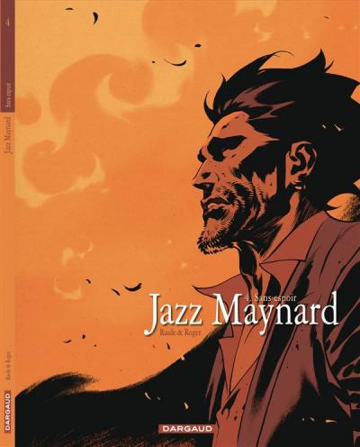 Couverture Jazz Maynard tome 4