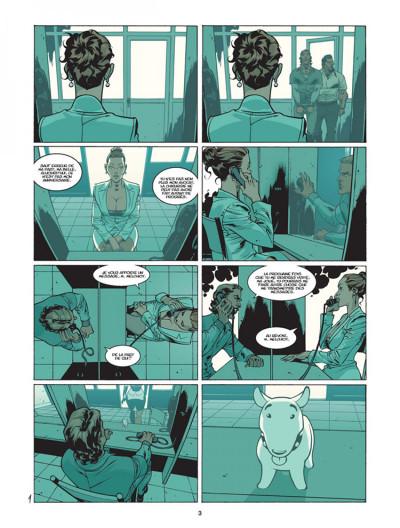 Page 1 Jazz Maynard tome 4