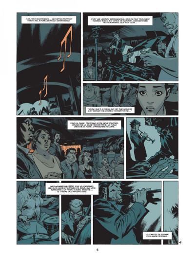 Page 4 Jazz Maynard tome 4