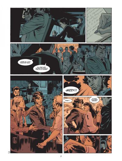 Page 5 Jazz Maynard tome 4