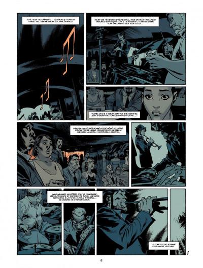 Page 6 Jazz Maynard tome 4
