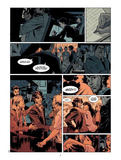 Page 7 Jazz Maynard tome 4
