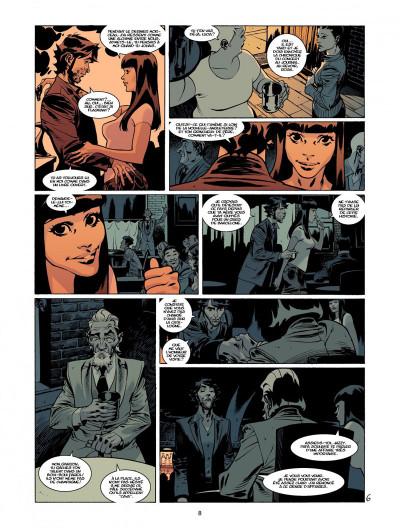 Page 8 Jazz Maynard tome 4