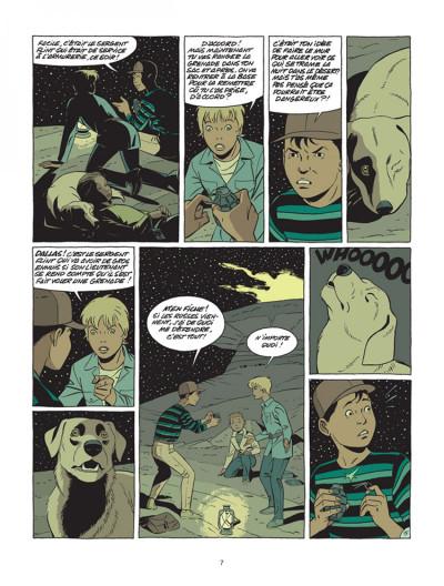 Page 5 nico tome 1 - atomium-express