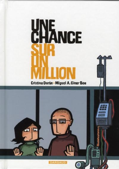 Couverture chance sur un million (une)
