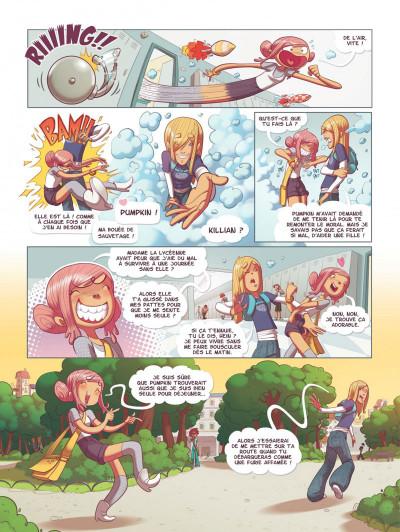 Page 9 Nola tome 1 - une vie pleine de mystères