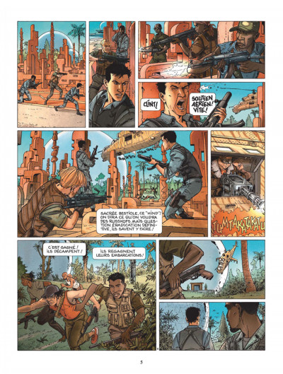 Page 3 narvalo tome 2 - mysteriosa banks
