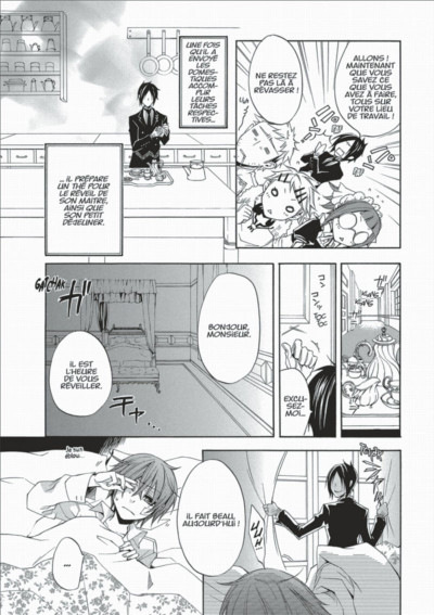 Page 6 black butler tome 2
