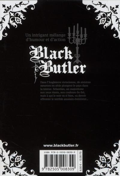 Dos black butler tome 3