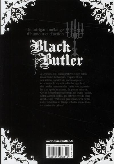 Dos black butler tome 4