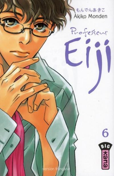 Couverture professeur eiji tome 6