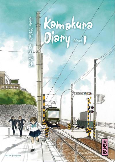 Couverture Kamakura Diary tome 1