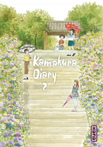 Couverture Kamakura diary tome 2