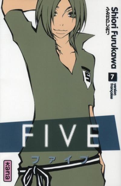 Couverture five tome 7