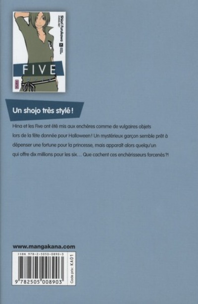 Dos five tome 7