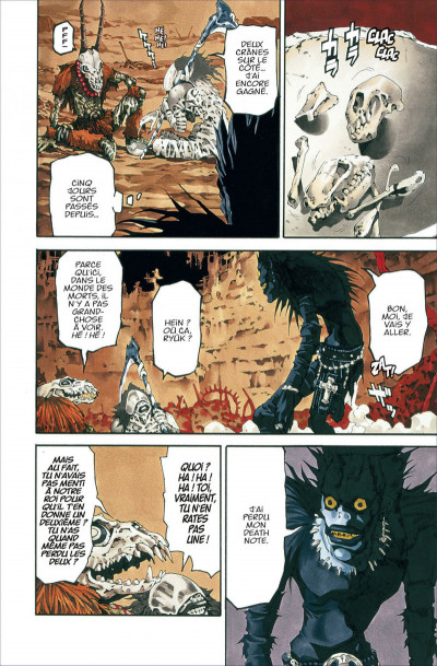 Page 6 death note - black edition tome 1