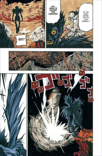 Page 7 death note - black edition tome 1