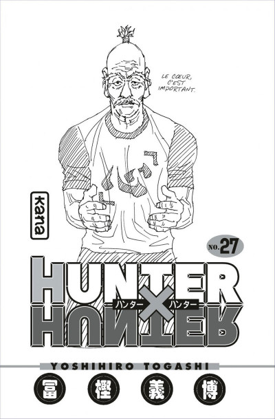 Page 3 hunter x hunter tome 27