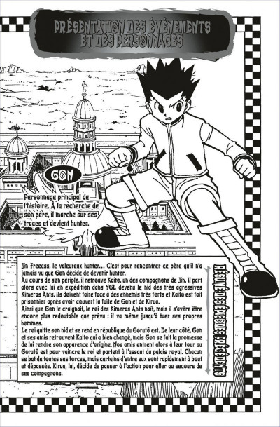 Page 4 hunter x hunter tome 27
