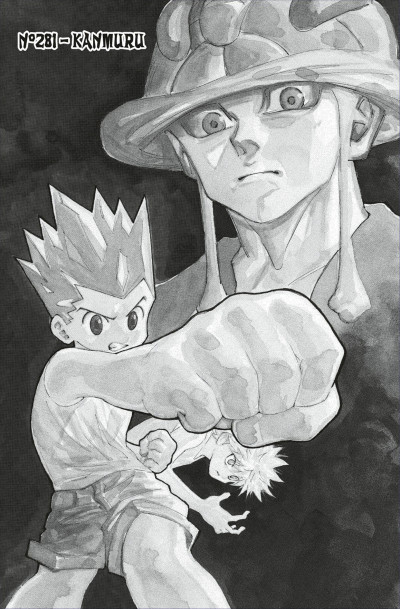 Page 7 hunter x hunter tome 27