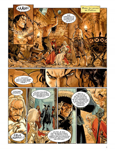 Page 1 le scorpion tome 9 - le masque de la vérité
