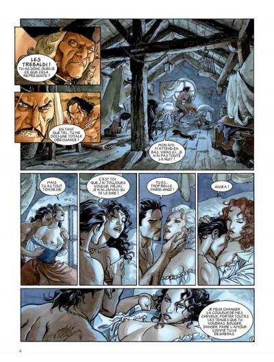 Page 2 le scorpion tome 9 - le masque de la vérité
