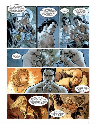 Page 3 le scorpion tome 9 - le masque de la vérité