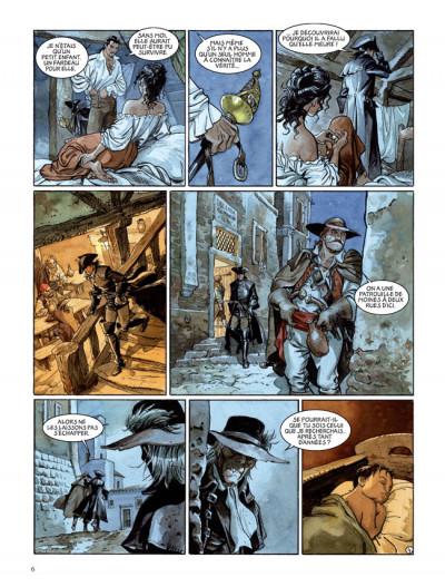 Page 4 le scorpion tome 9 - le masque de la vérité