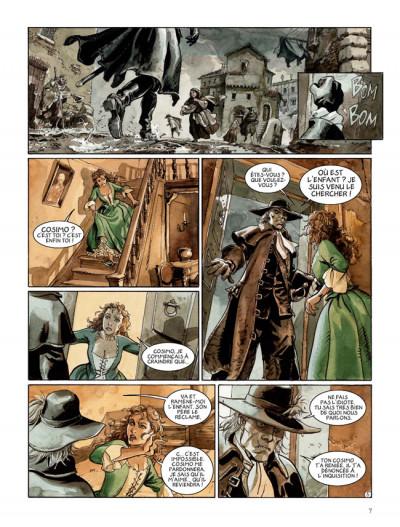 Page 5 le scorpion tome 9 - le masque de la vérité