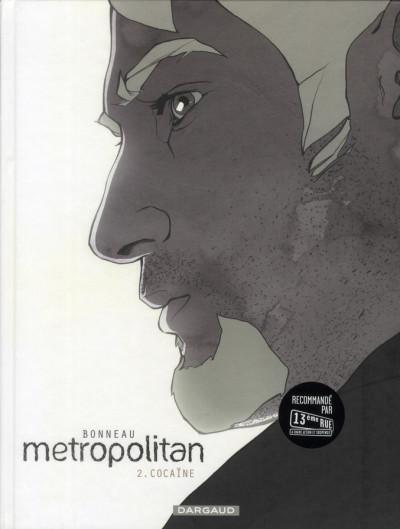 image de métropolitan tome 2 - cocaïne