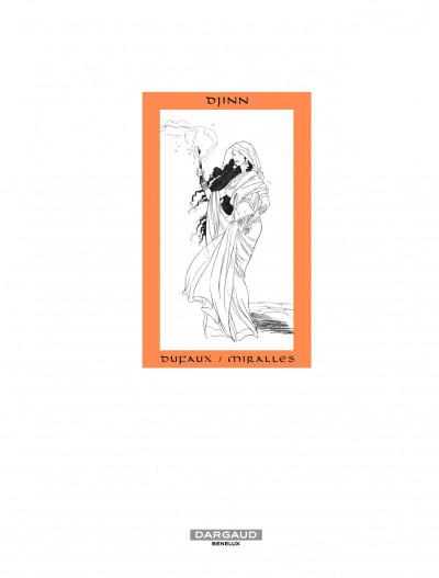 Page 1 Djinn tome 10 - Le pavillon des plaisirs