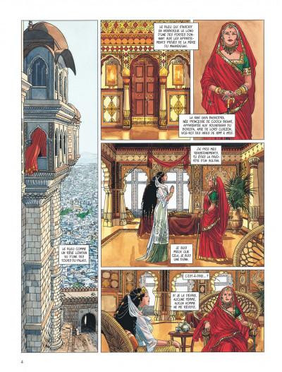 Page 4 Djinn tome 10 - Le pavillon des plaisirs
