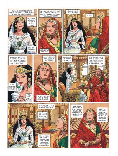Page 5 Djinn tome 10 - Le pavillon des plaisirs