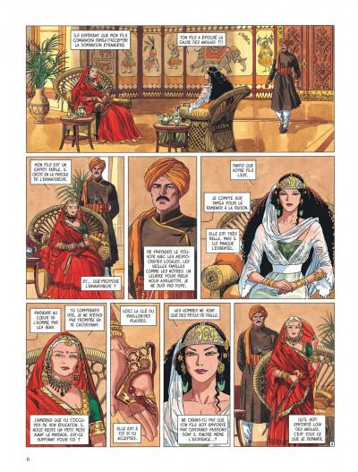 Page 6 Djinn tome 10 - Le pavillon des plaisirs