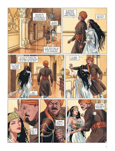Page 7 Djinn tome 10 - Le pavillon des plaisirs