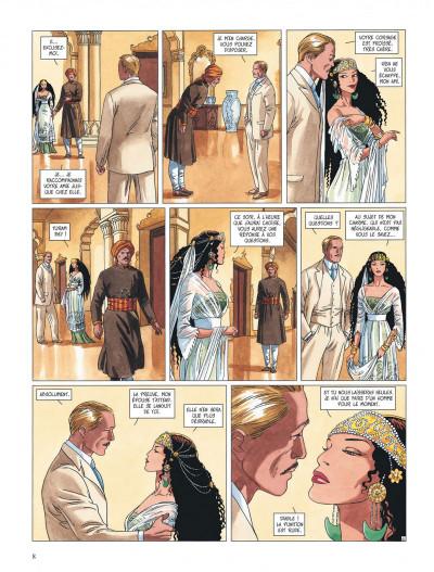 Page 8 Djinn tome 10 - Le pavillon des plaisirs