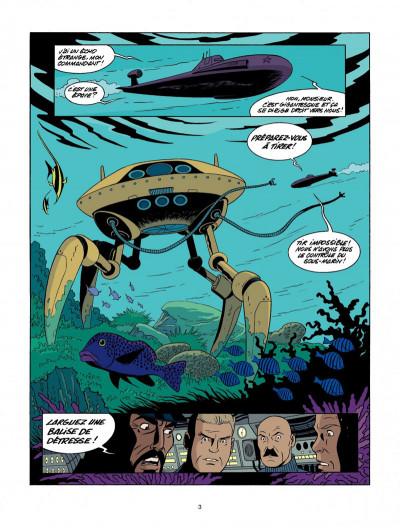 Page 1 Nico tome 2 - opération Caraïbes