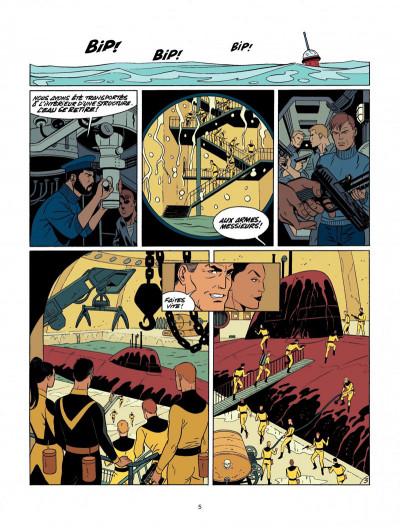 Page 3 Nico tome 2 - opération Caraïbes
