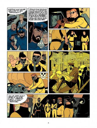 Page 4 Nico tome 2 - opération Caraïbes