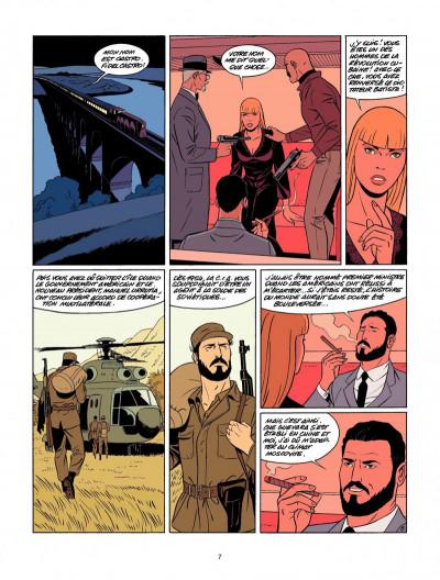 Page 5 Nico tome 2 - opération Caraïbes