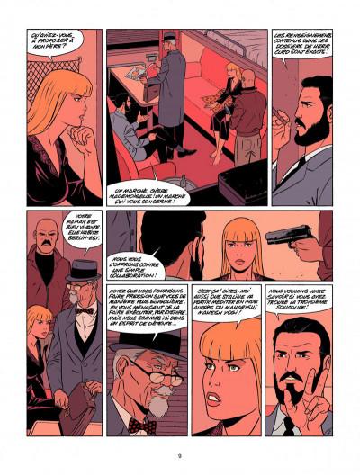 Page 7 Nico tome 2 - opération Caraïbes