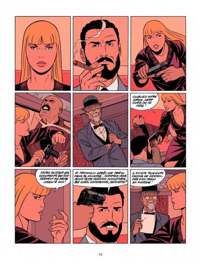 Page 8 Nico tome 2 - opération Caraïbes