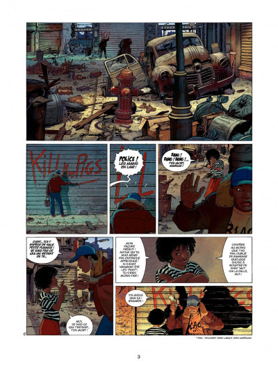 Page 1 XIII mystery tome 3 - little Jones