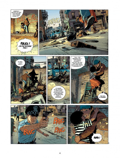 Page 2 XIII Mystery tome 3 - Little Jones