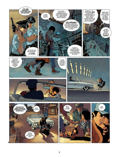 Page 3 XIII mystery tome 3 - little Jones