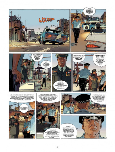 Page 4 XIII Mystery tome 3 - Little Jones