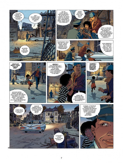 Page 5 XIII mystery tome 3 - little Jones