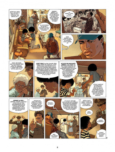 Page 6 XIII mystery tome 3 - little Jones