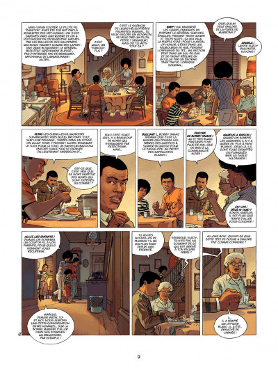 Page 7 XIII Mystery tome 3 - Little Jones