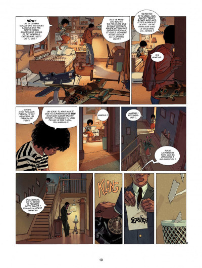Page 8 XIII mystery tome 3 - little Jones
